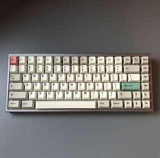 KBD75 67g Zealios Keyboard