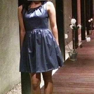 Arthalia Sleeveless Dress
