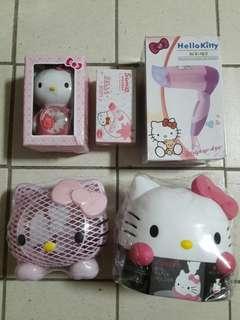 Hello kitty 周邊商品x3圖