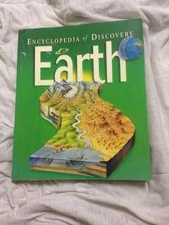 Encyclopedia of Discovery Earth by Weldon Owen