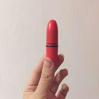 BN Authentic Mac Mini Lipstick (Ablaze)