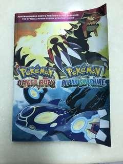 Pokémon Omega Ruby & Alpha Sapphire: The Official Hoenn Region Strategy Guide Book