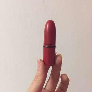 BN Authentic Mac Mini Lipstick (Blazing Haute)