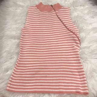 Pinky stripes top (New)