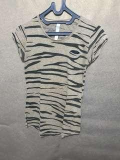 Zebra Top