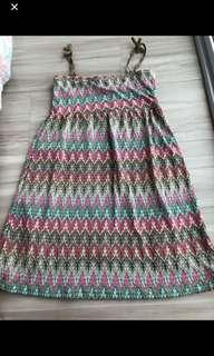 Used once dress long top