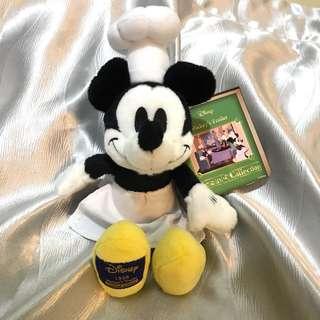 日本 Mickey Mouse 米奇老鼠 公仔 beans collection plush toy
