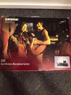 Shure SVX288 Wireless System (Dual Mic)