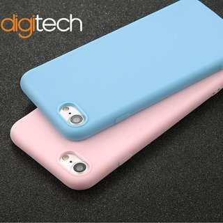 Ultra Thin Soft Durable Cases for iPhones (5 or newer)