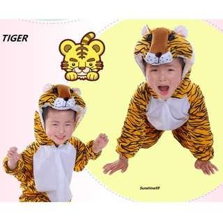 🚚 Instock Kid Animal Design  - Tiger & Elephant for Birthday Party, Christmas Party*2018 Design