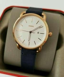 Fossil Women's Leather Watch