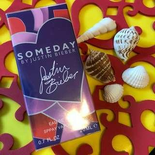 🚚 💕Someday by Justin Bieber Her 20ml
