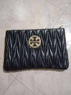 Black Lady Clutch