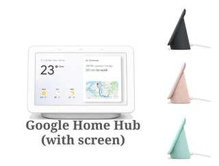 Google Home Hub new 2018 (with screen)