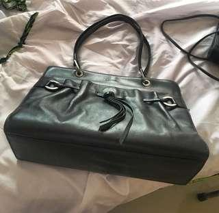REPRICE Authentic Lancel Shoulder Bag Mulus Like New