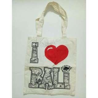 I love bali
