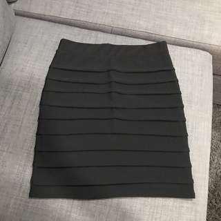 Bodycon Black Skirt