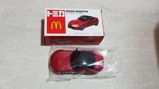 Macdonald Tomica Car Mazda Roadster