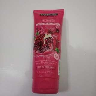 MASKER FREEMAN REVITALIZING POMEGRANATE