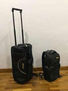Kata 123-GO-10 Camera Bag, Brand New Cabin Trolley Bag