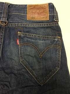 Levi's Jeans 523 size 27 boot cut