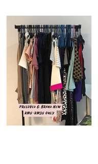 Brand New & Preloved