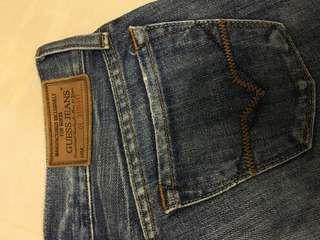 """Guess jeans boot cut size 28"""""""