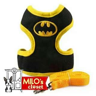 Batman Dog Harness