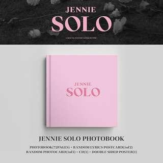 JENNIE'S SOLO ALBUM GO (Perth Based)