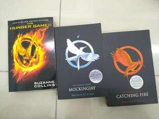 Novel- The Hunger Games Trilogy