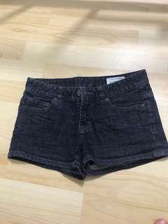 Giordano jeans hotpants