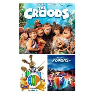 DVD Movie Collections