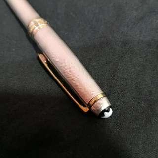 🚚 萬寶龍 20年純銀鋼珠筆