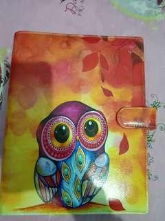 Binder Owl Kulit 26 ring / B5