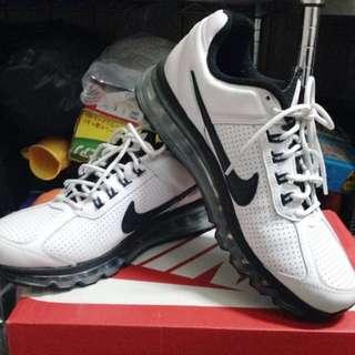 🚚 Nike Air Max 2013 Leather Shoe氣墊鞋 二手
