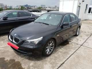 BMW 525XL LCI Gearbox RM10,800 siap