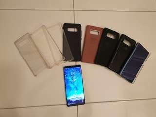 Samsung Galaxy Note 8 Grey 64GB