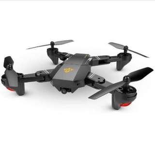 Visuo XS809HW drone with camera