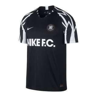 NIKE F.C. Limited Jersey - Black size M