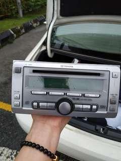 Toyota Vios Player 100% Original