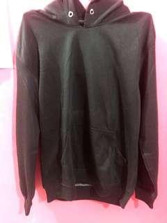 Jaket // sweater // wanita // fashion // hitam // atasan // hoodie cewek