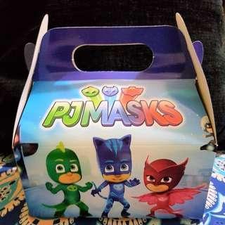 PJ Masks Party Box