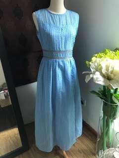 Doublewoot maxi dress