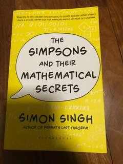 The Simpsons and their Mathematical Secrets