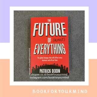 THE FUTURE of ALMOST EVERYTHING by Patrick Dixon   Bestseller   Business Economics Book    Wall street journal   #LetgoCarousell