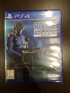 PS4 Games : Rogue Trooper Redux