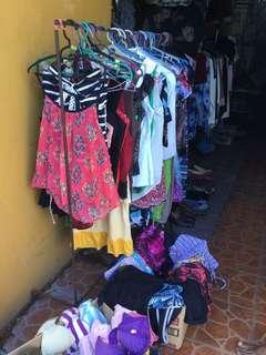 Garage Sale - Women's Clothes