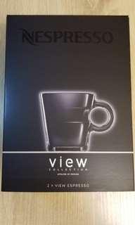 Nespresso cup set