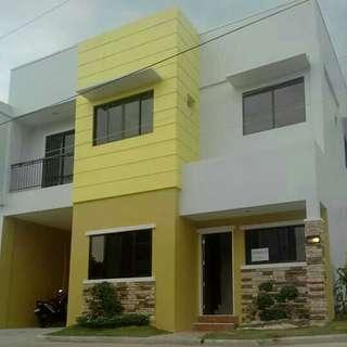 READY TO MOVE-IN HOUSE AND LOT IN TABUNOK,TALISAY
