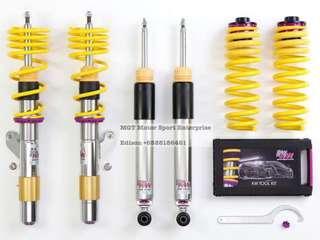 K&W V3 Absorber For BMW F30